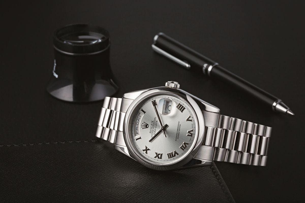 Platinum Rolex Day-Date Ultimate Buying Guide
