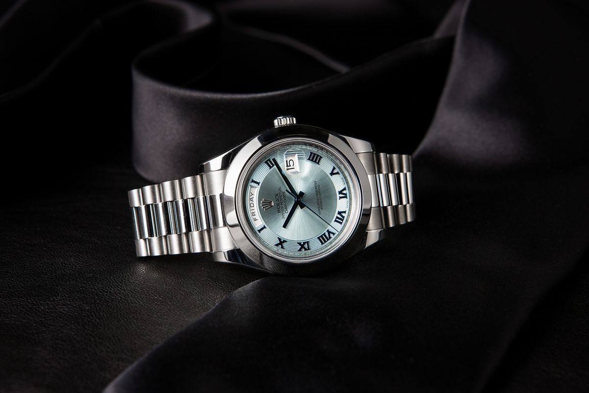 Platinum Rolex President Ultimate Buying Guide Day-Date II