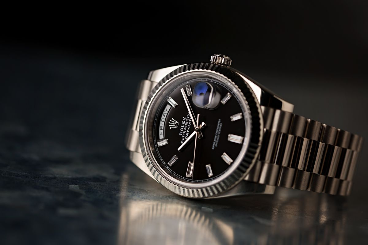 White Gold Rolex Day-Date 40 Ultimate Buying Guide