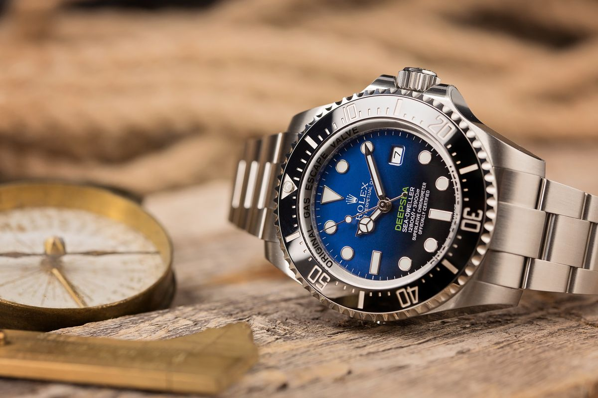 Are Rolex Watches Waterproof Sea-Dweller Deepsea James Cameron