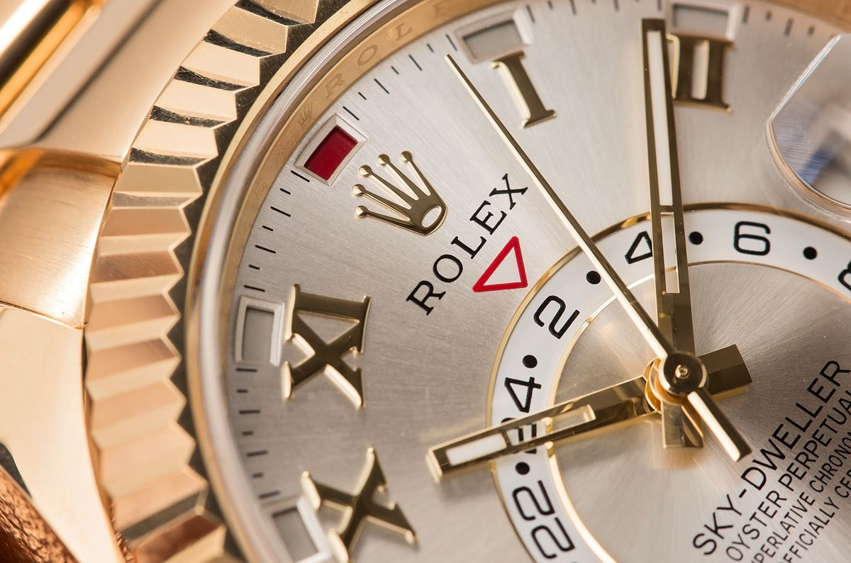 Rolex Sky-Dweller Ultimate Buying Guide yellow gold 326938