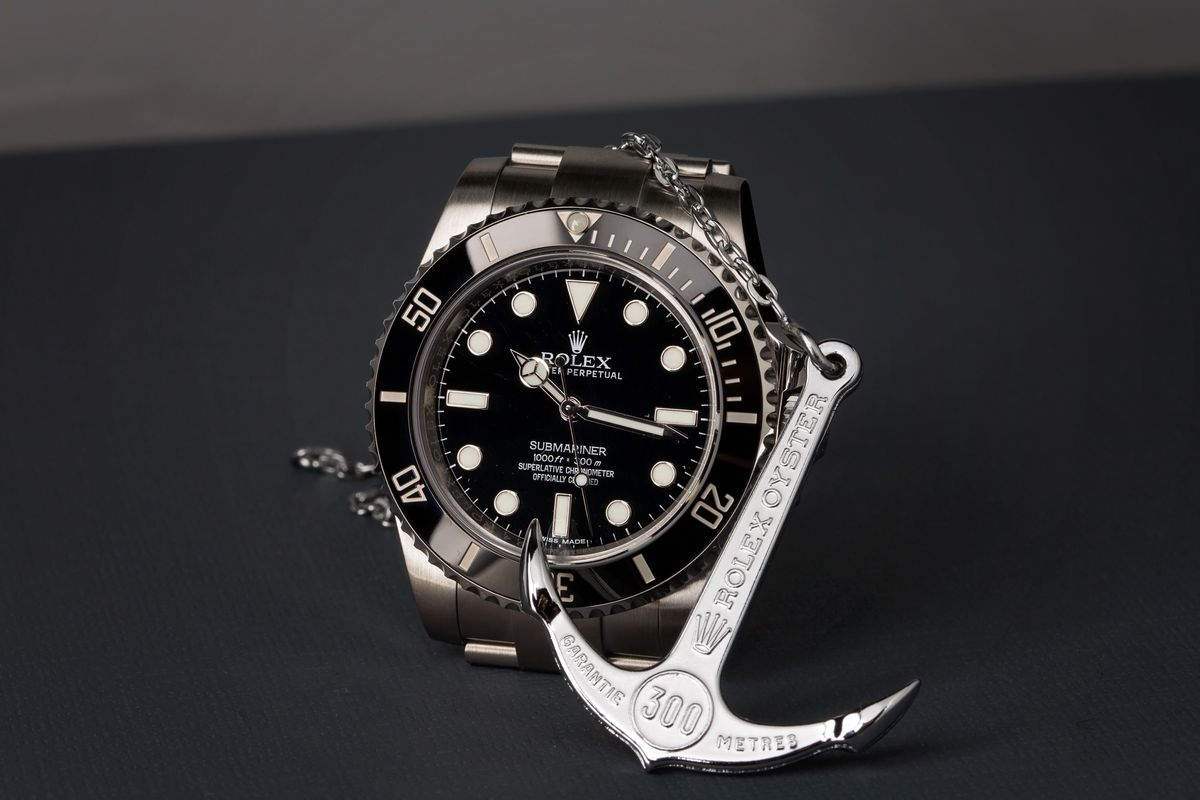 Are Rolex Watches Waterproof Submariner No-Date