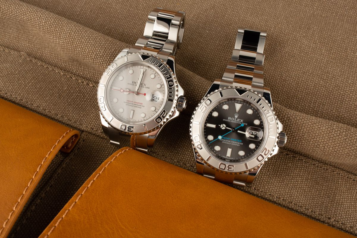 Rolex Yacht-Master Ultimate Buying Guide Rolesium Platinum