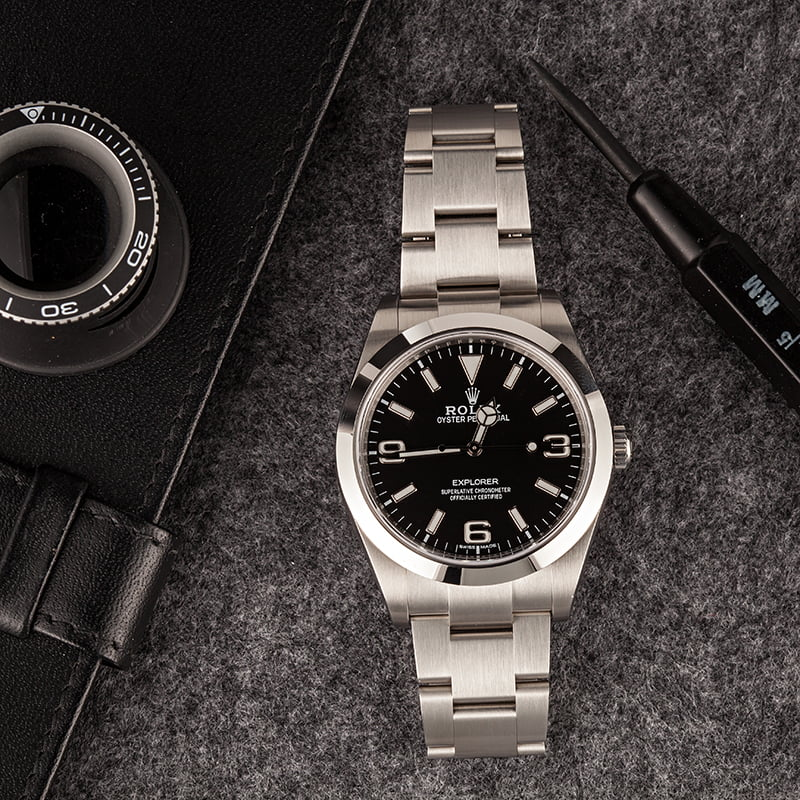 Are Rolex Watches Waterproof Explorer