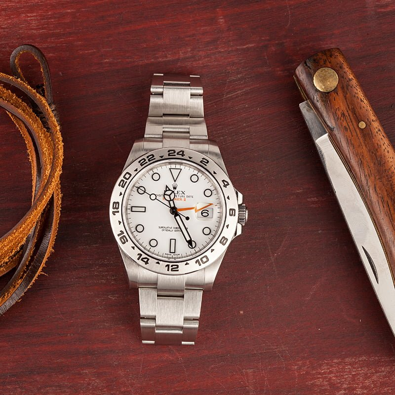 Are Rolex Watches Waterproof Explorer II