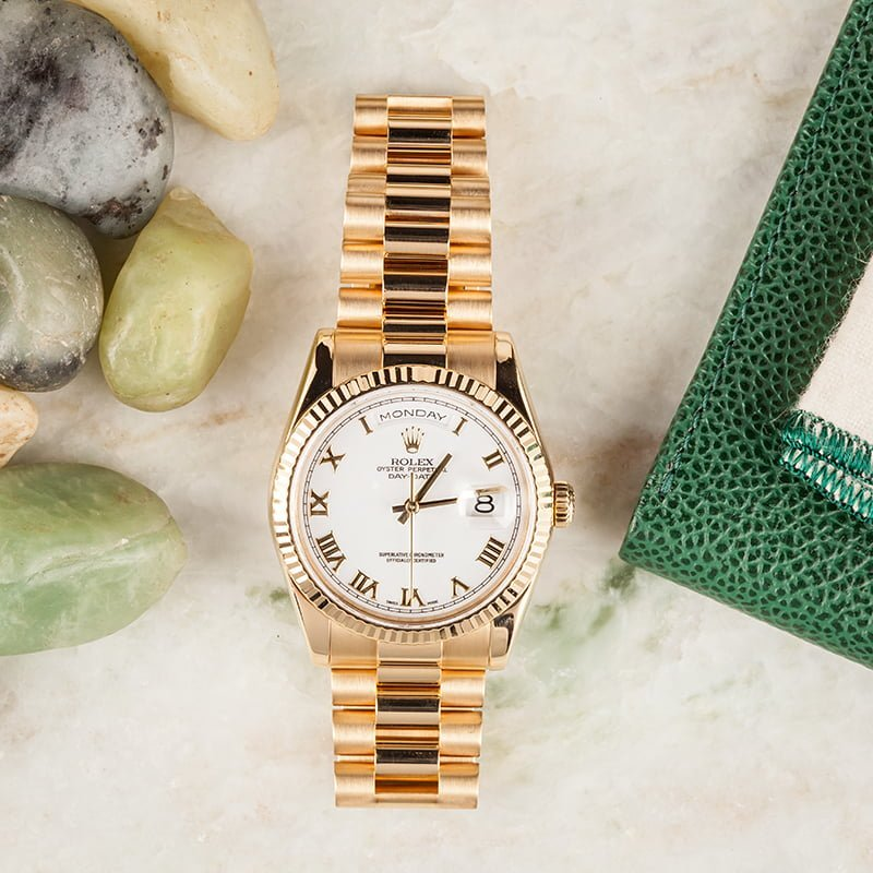 Are Rolex Watches Waterproof Day-Date President