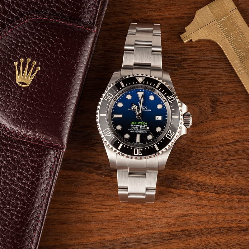 Are Rolex Watches Waterproof Deepsea
