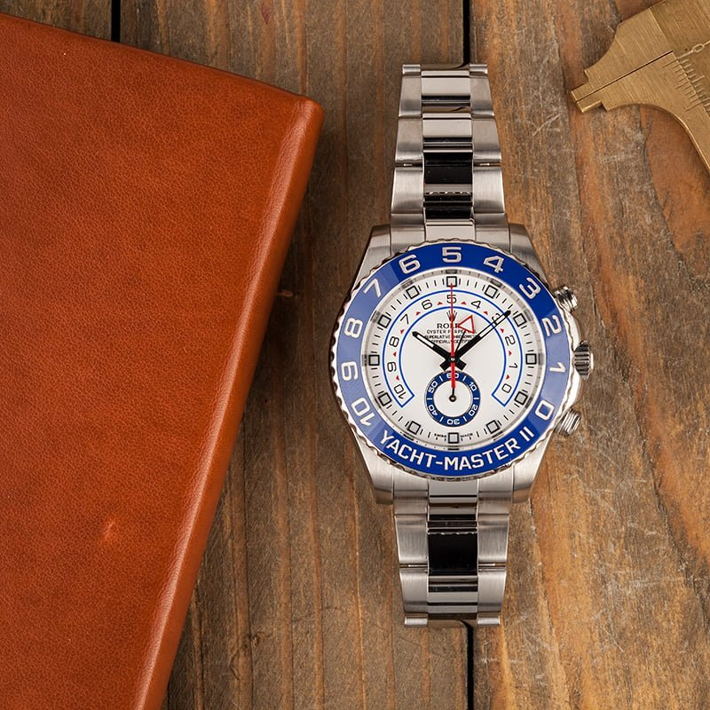 Are Rolex Watches Waterproof Yacht-Master II