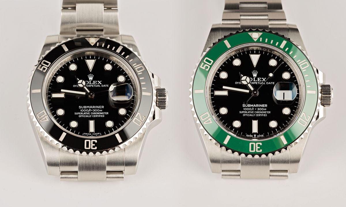 Rolex Submariner 126610 vs 116610 Comparison Guide
