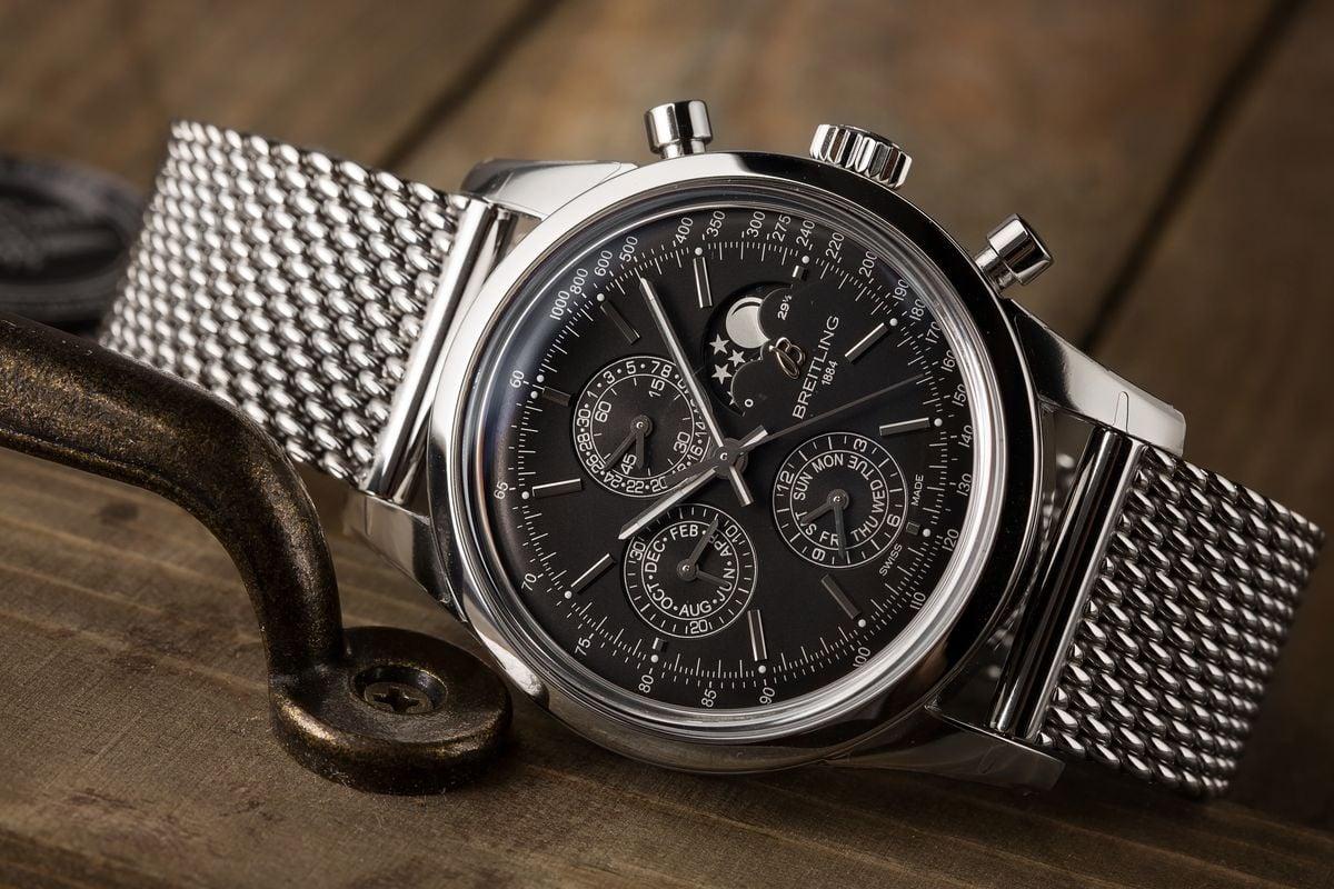 Slender Wrists Breitling