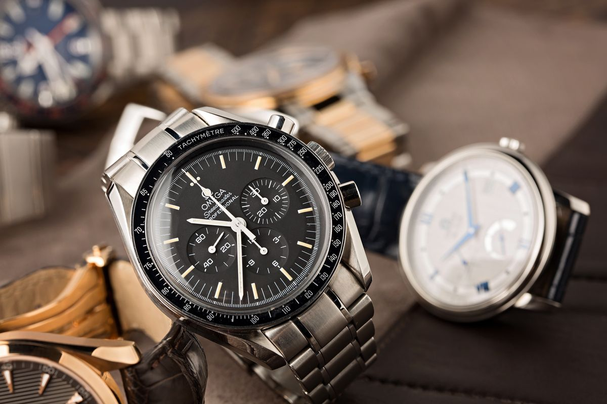 OMEGA Watches – Bob's Largest Collection of OMEGA Models Is Here