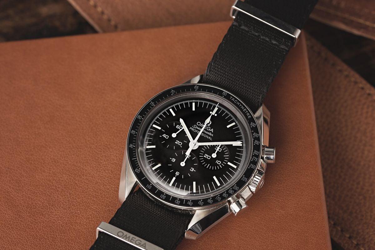 Omega Speedmaster Moonwatch NATO Strap