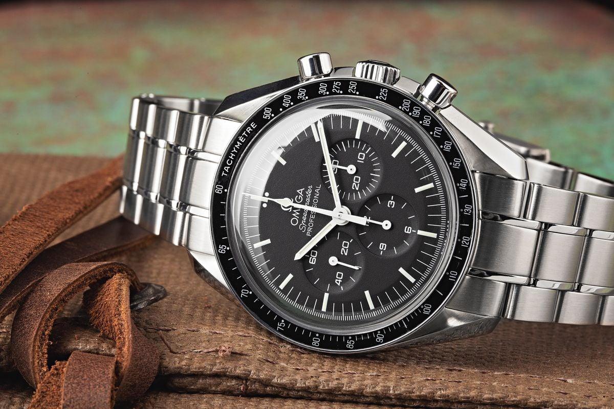 Omega Speedmaster Moonwatch Metal Bracelet