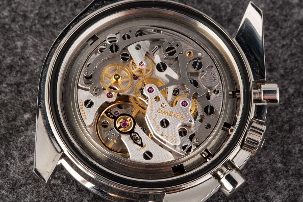 Omega Speedmaster Moonwatch Caliber 1861 Movement