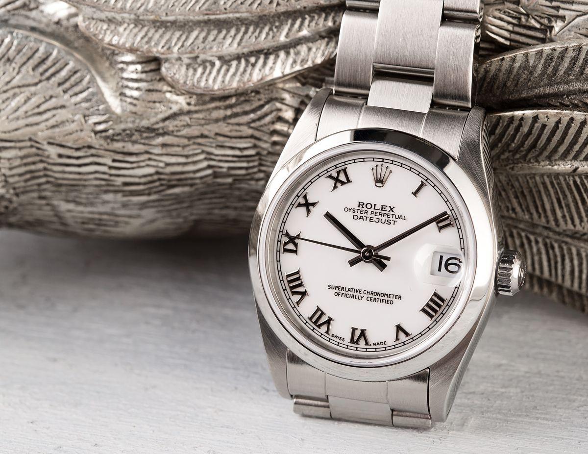 Slender Wrists Rolex