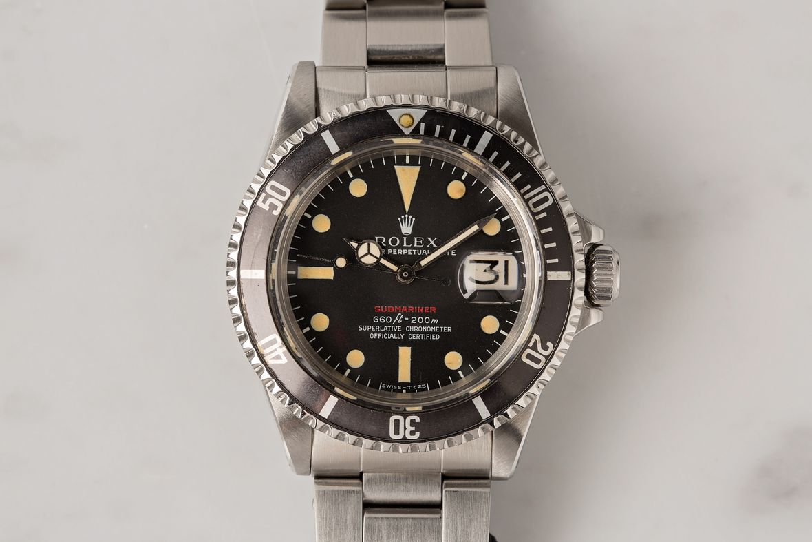 Red Rolex Submariner 1680 Ultimate Guide