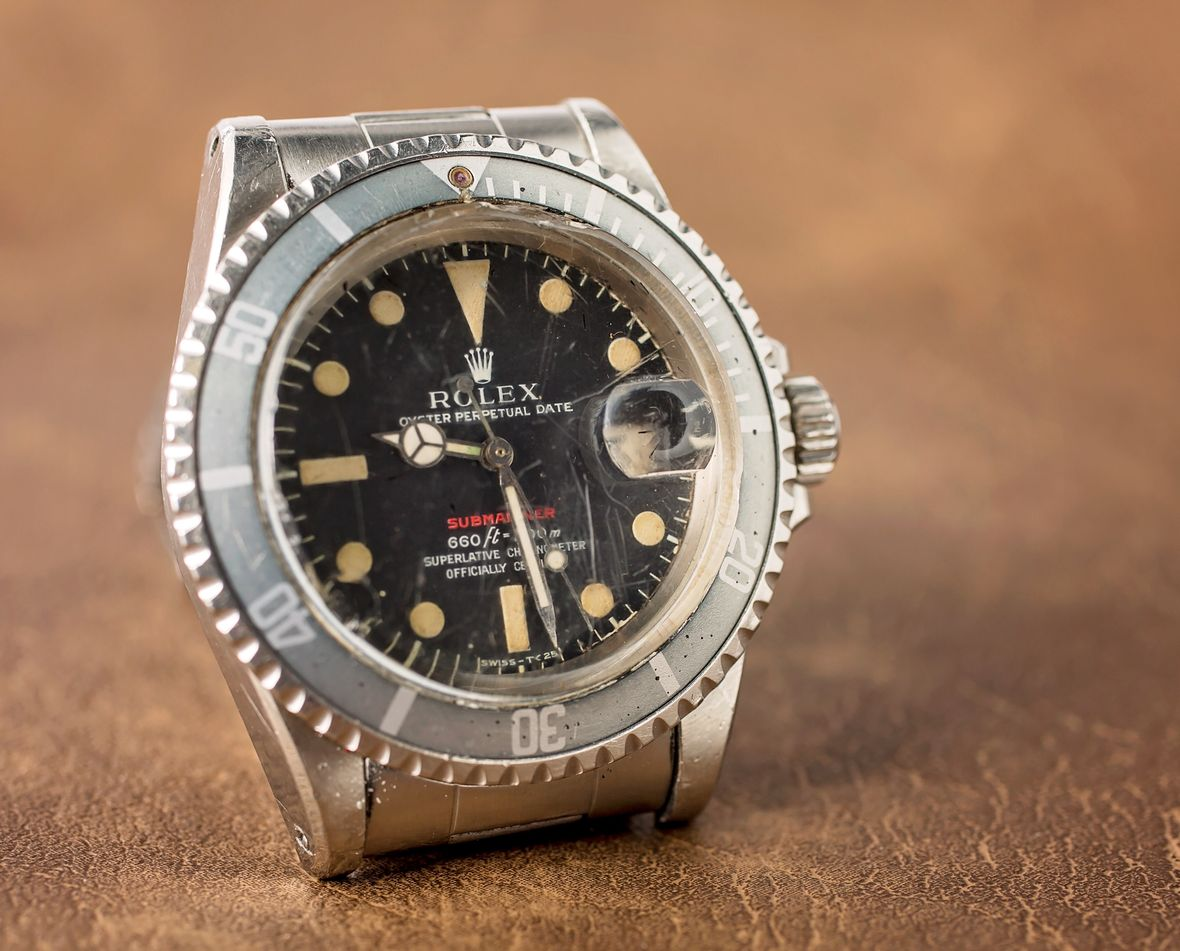 Red Rolex Submariner Reference 1680 Buying Guide