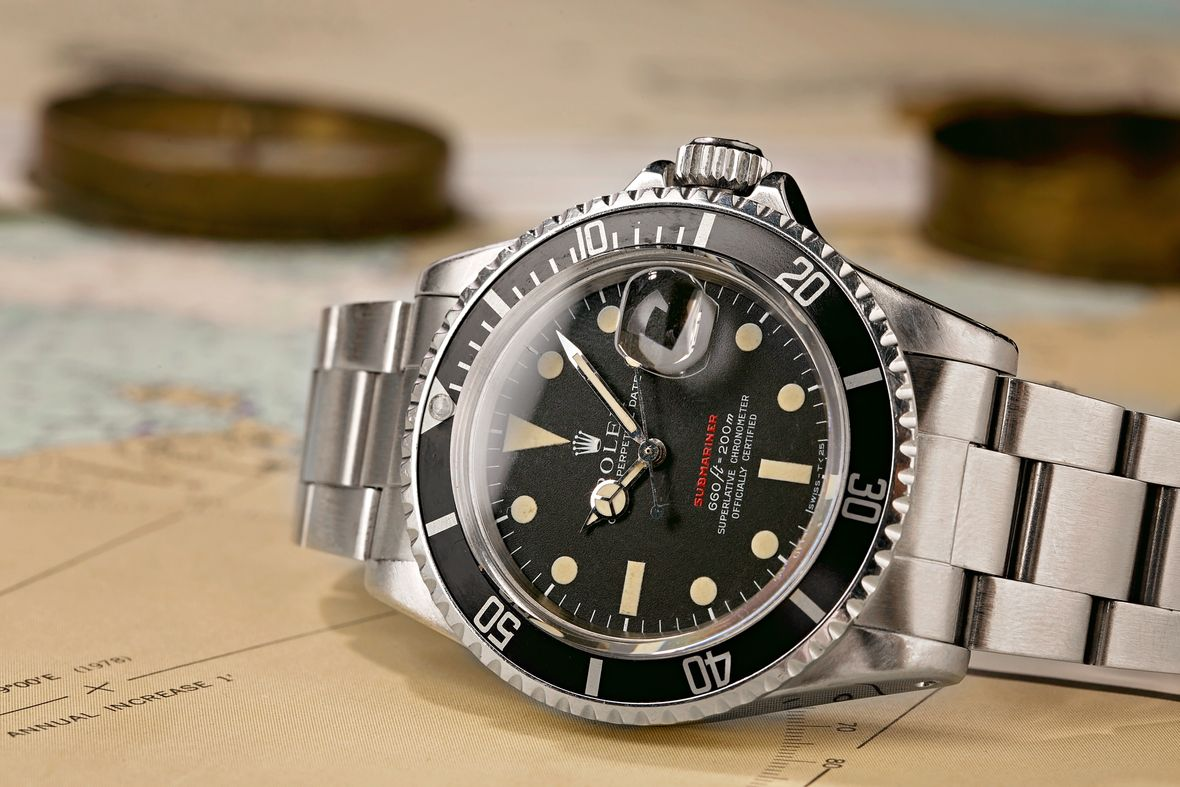 Red Submariner Vintage Rolex Sub 1680 Ultimate Guide