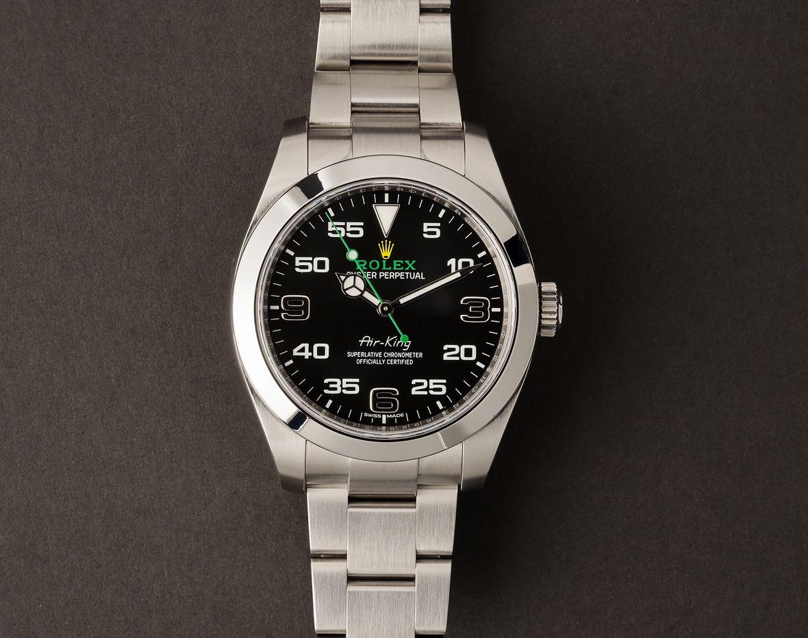 Rolex Air-King 116900 40mm