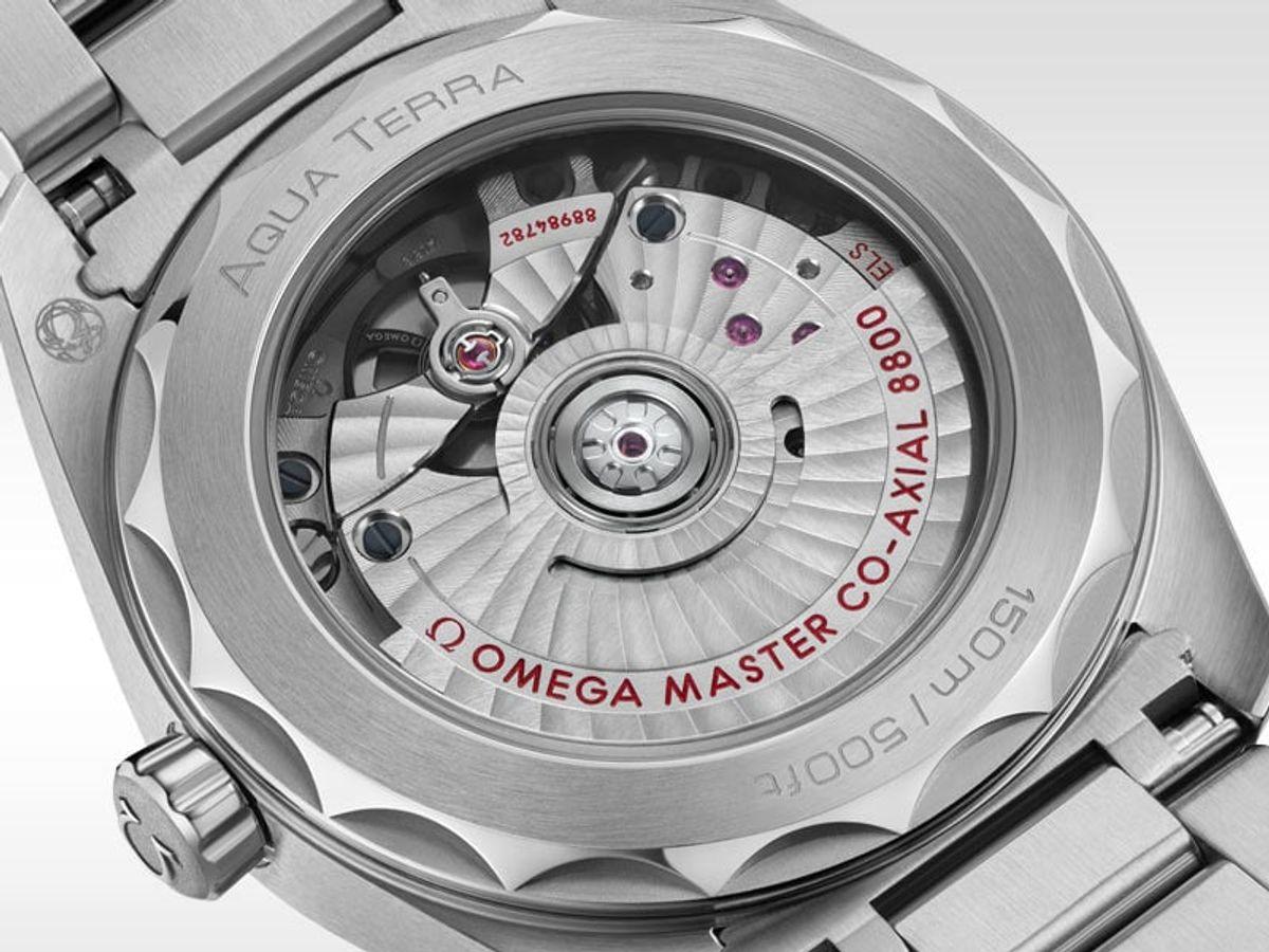 Omega Seamaster Aqua Terra Movement