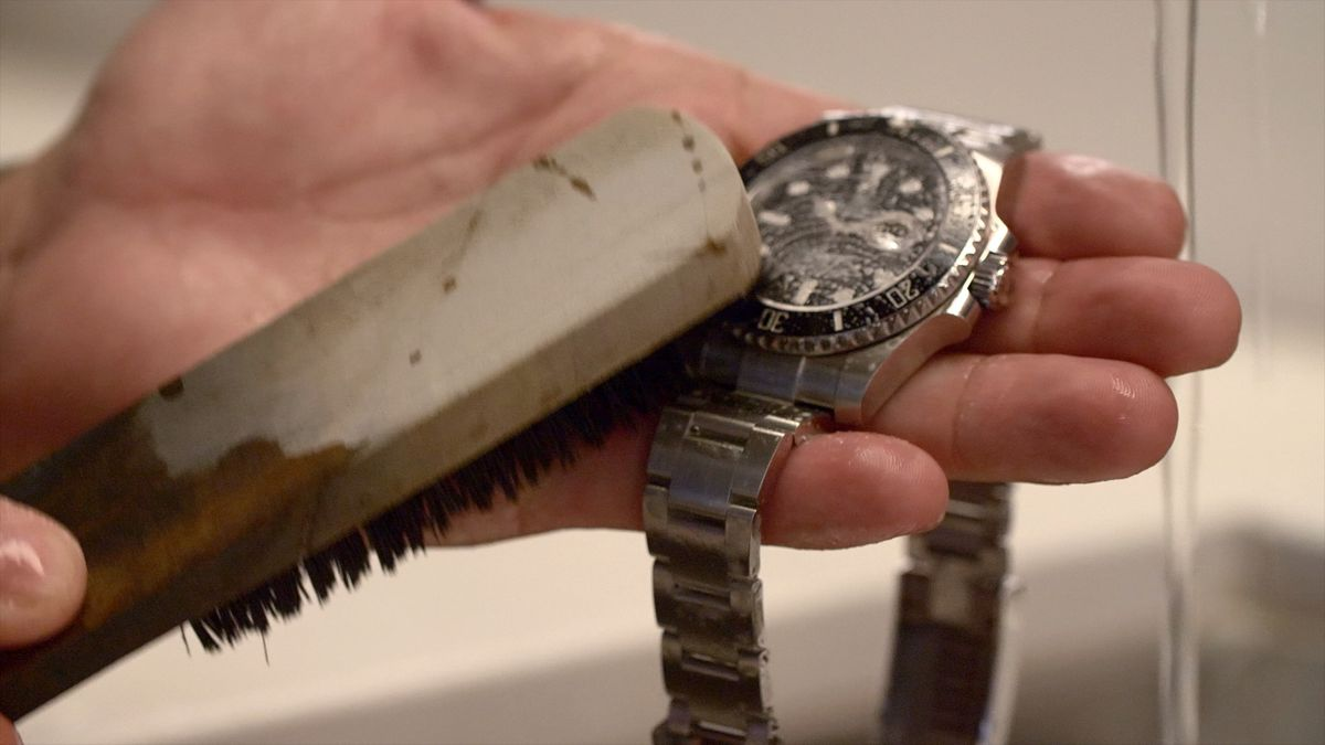 How to Clean Your RolexWatch