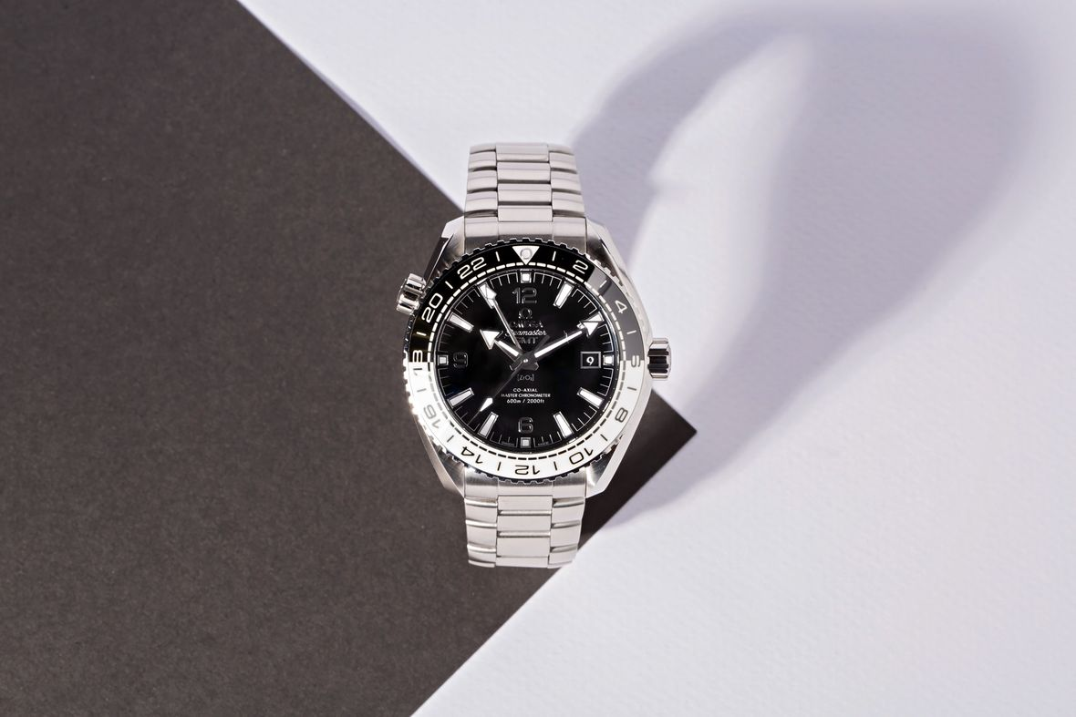 Omega Seamaster Buying Guide Planet Ocean GMT 600M Oreo Cookies and Cream