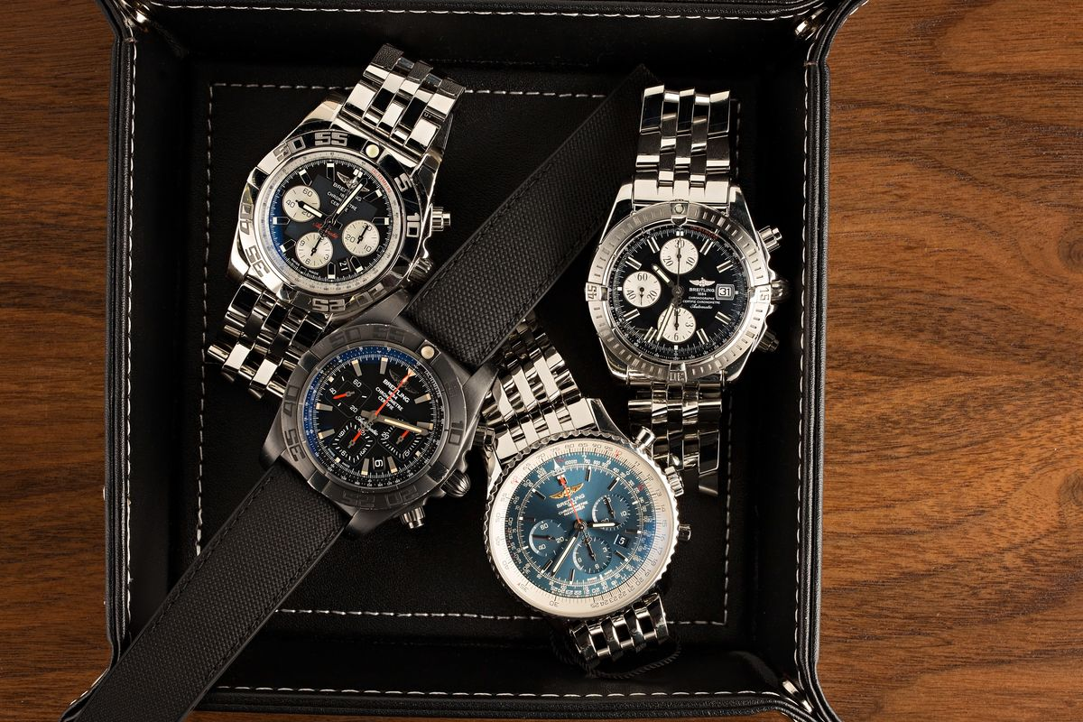 A Closer Look at Jerry Seinfeld's Watch Collection