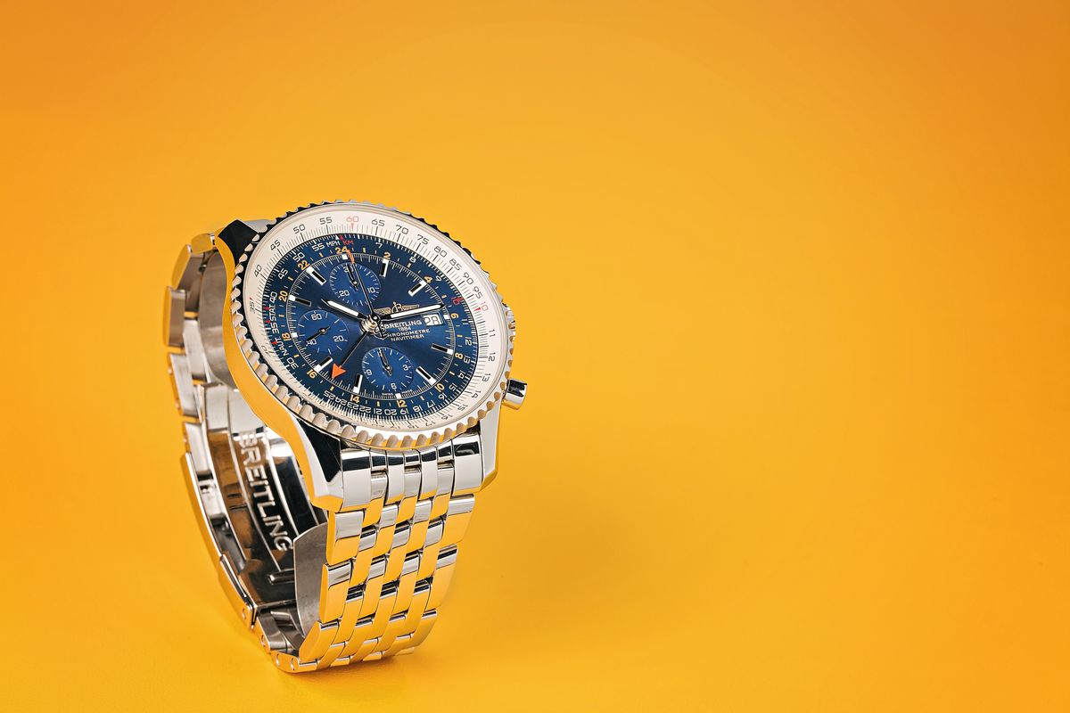 Breitling Pilot Watches