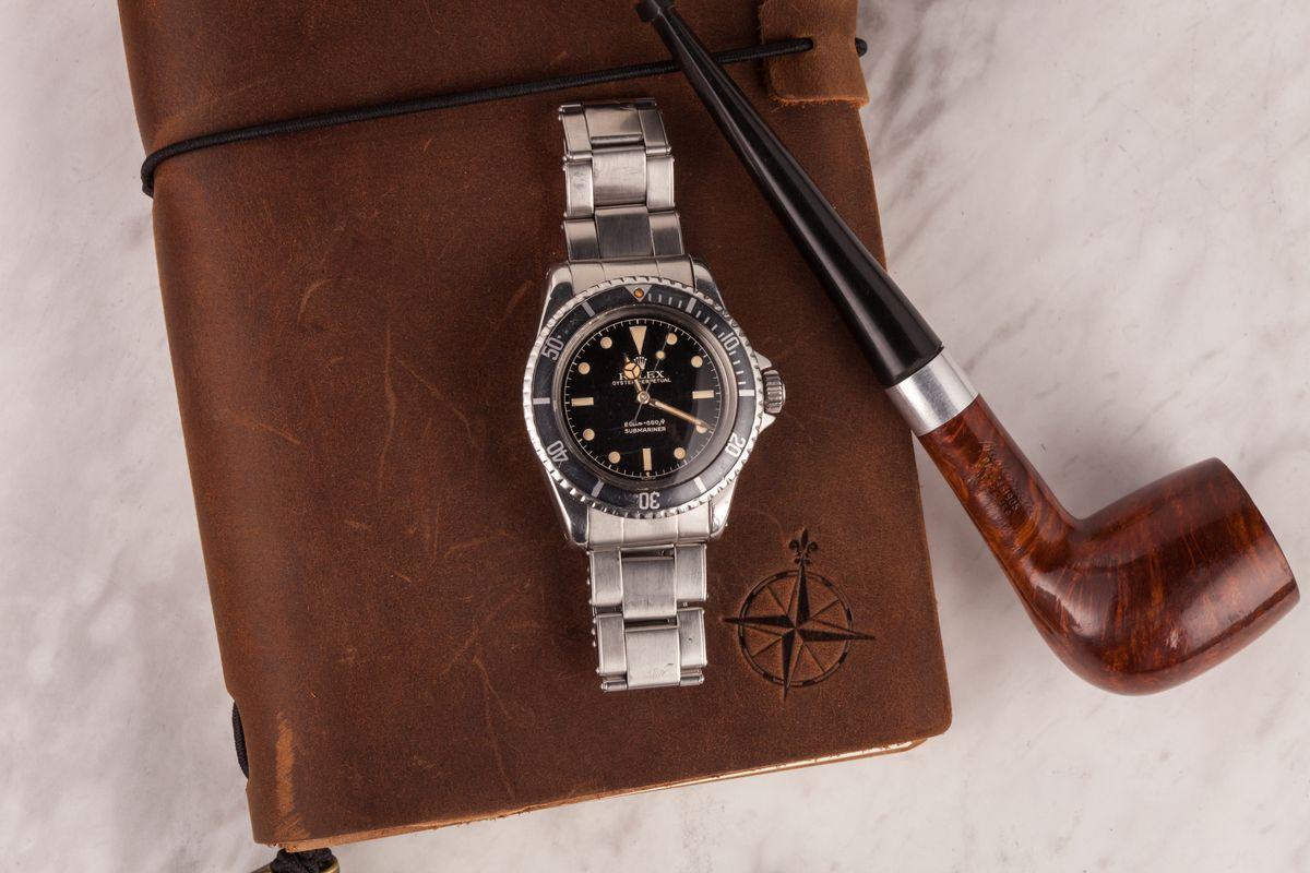 How To Wear a Rolex