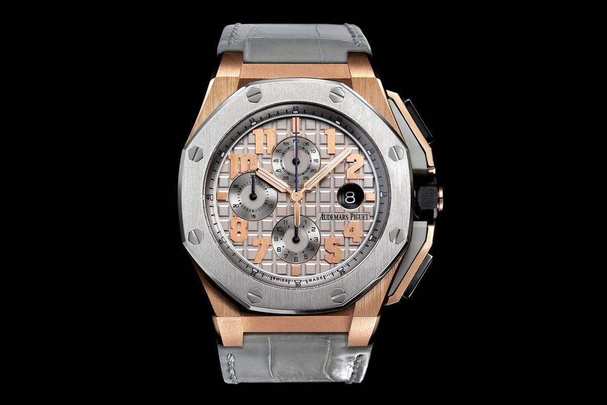 Athletes Luxury Watches LeBron James Audemars Piguet Royal Oak Offshore