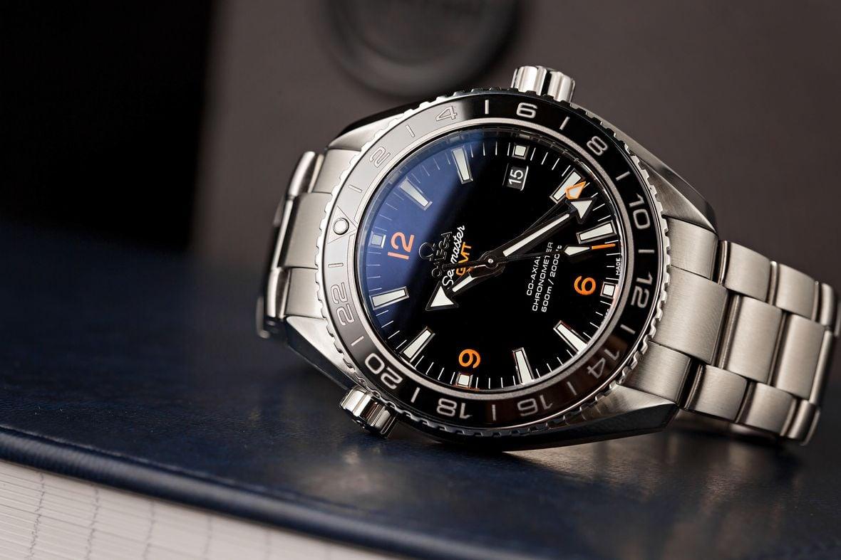 Omega Seamaster Planet Ocean GMT 600M