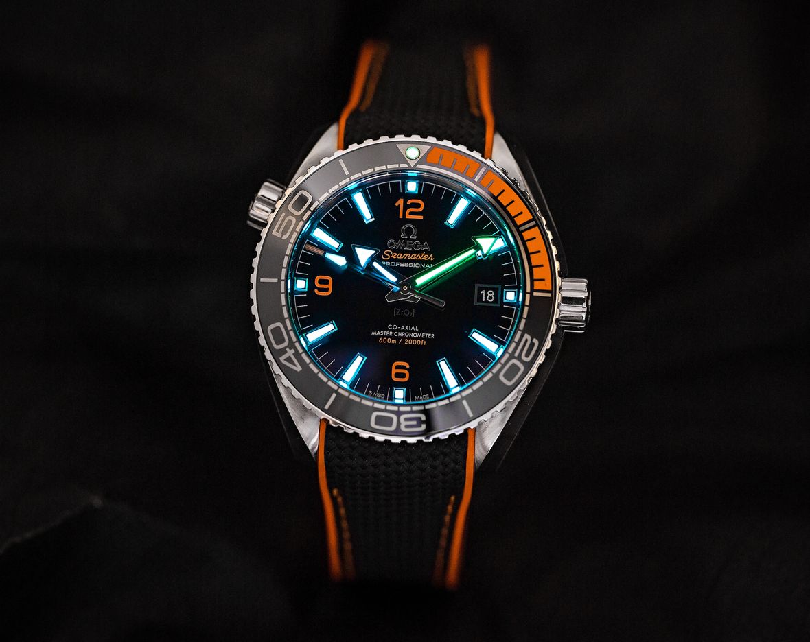 OMEGA Seamaster Planet Ocean 600M Review and Ultimate Buying Guide