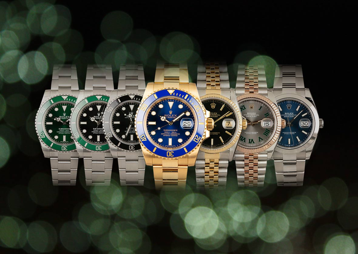 Rolex Submariner Datejust Watches
