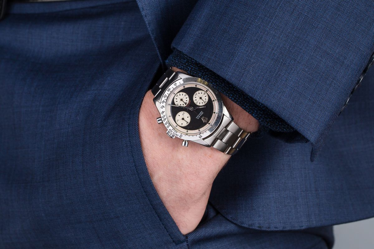 Fresh Finds: Iconic Watches of Hollywood  – Auction Results