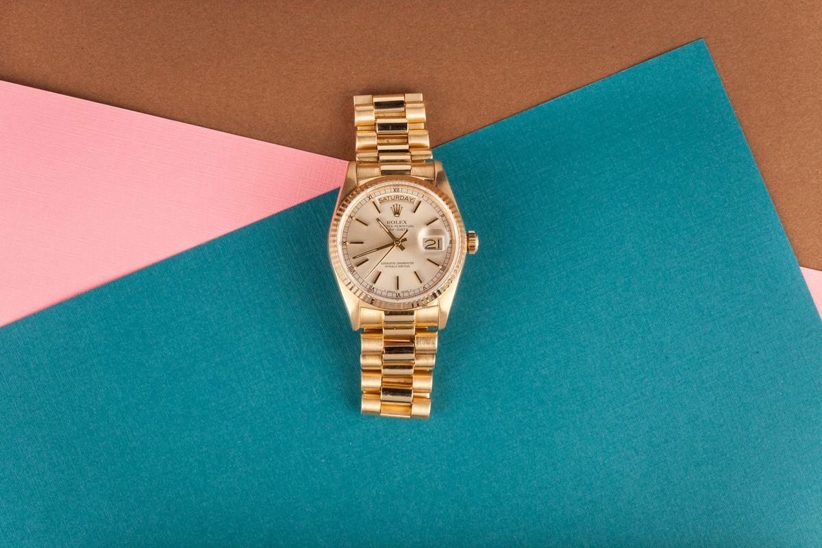 Warren Buffett Watch Collection