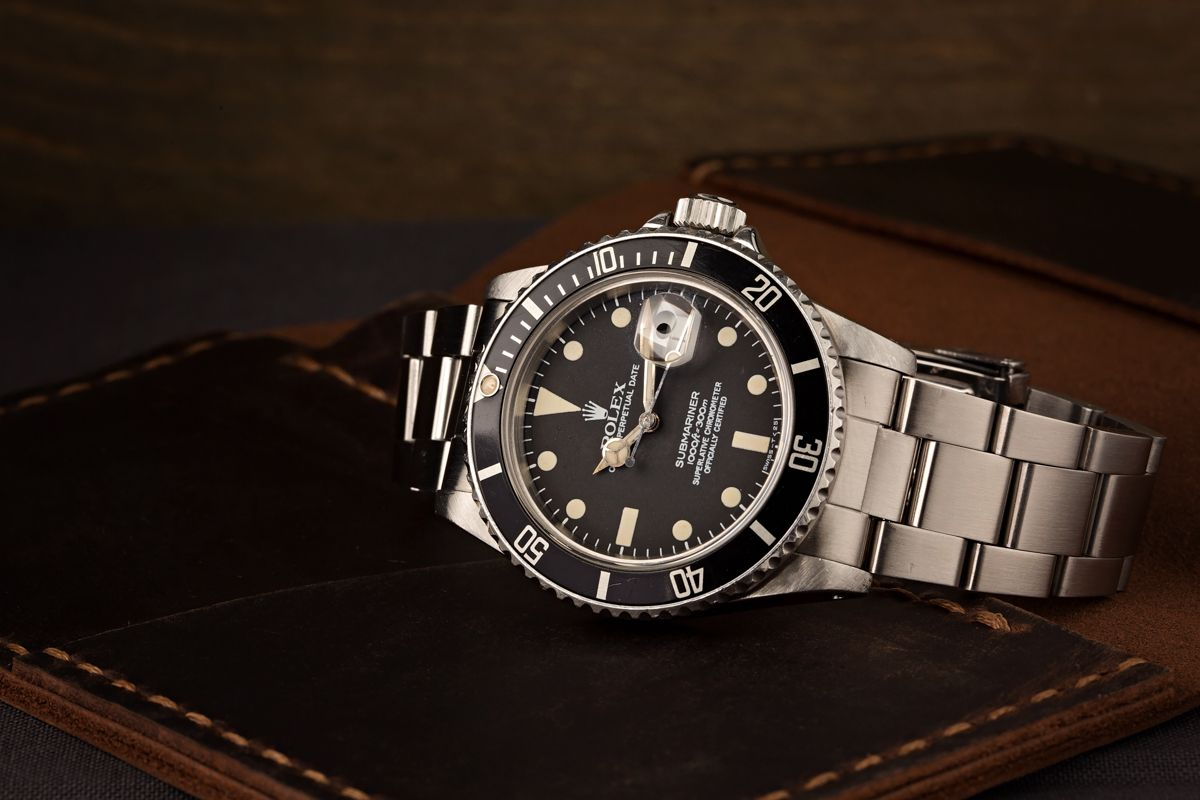 Rolex 1980s Watches