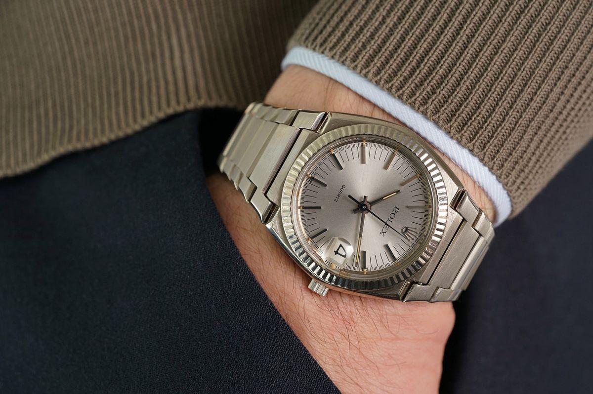 Vintage Rolex 1970s Watches