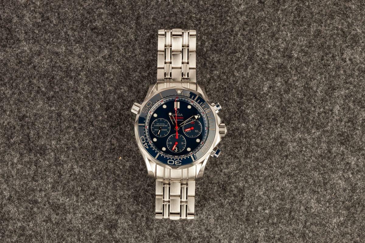 Best Dive Watches Under 5k Omega Seamaster Diver 300M