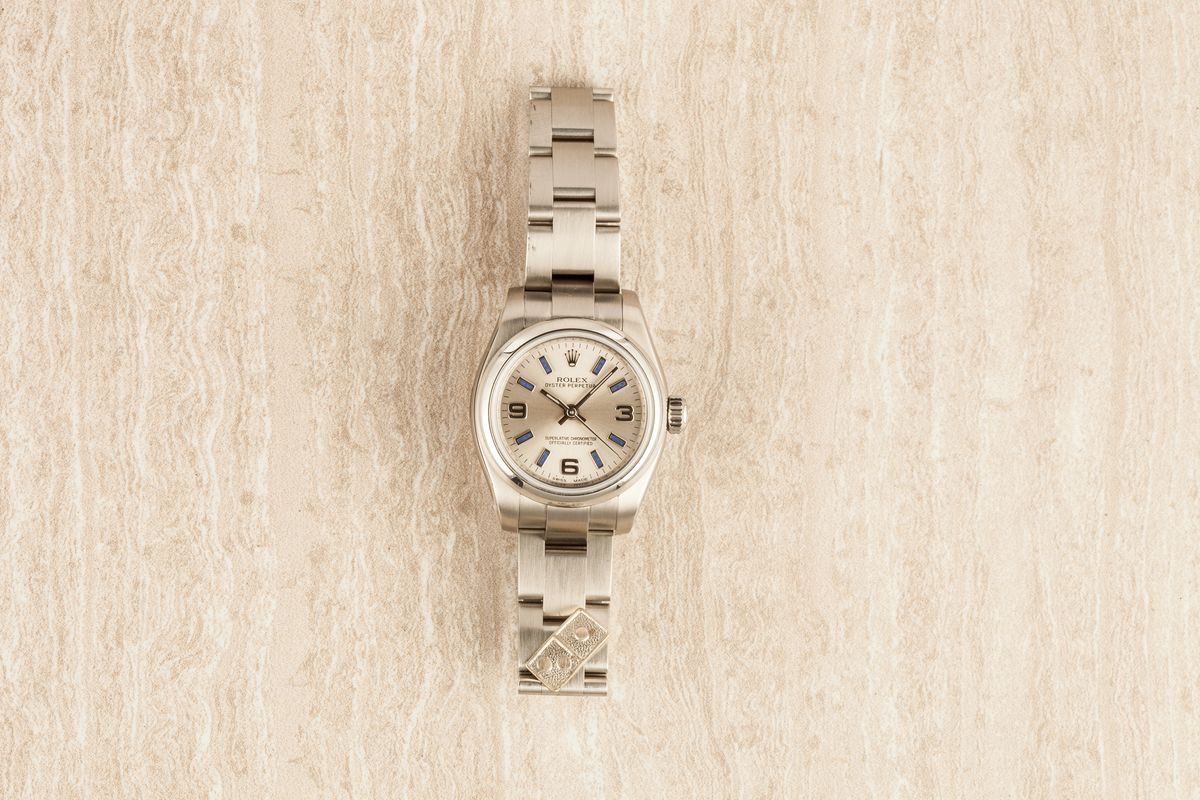 Dominos Rolex Oyster Perpetual 176200 Ladies Watch