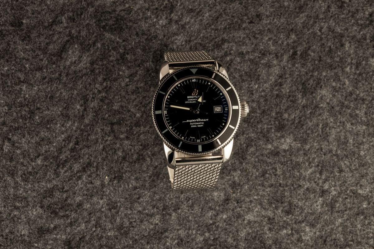 Best Dive Watches Under 5k Breitling Superocean Heritage