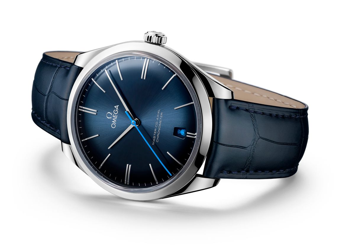 Orbis Edition Omega De Ville Tresor Watch
