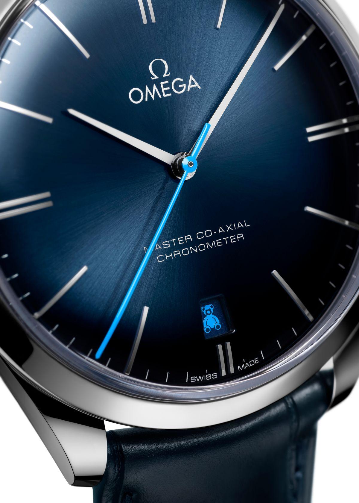 Omega De Ville Tresor Orbis Edition Watch