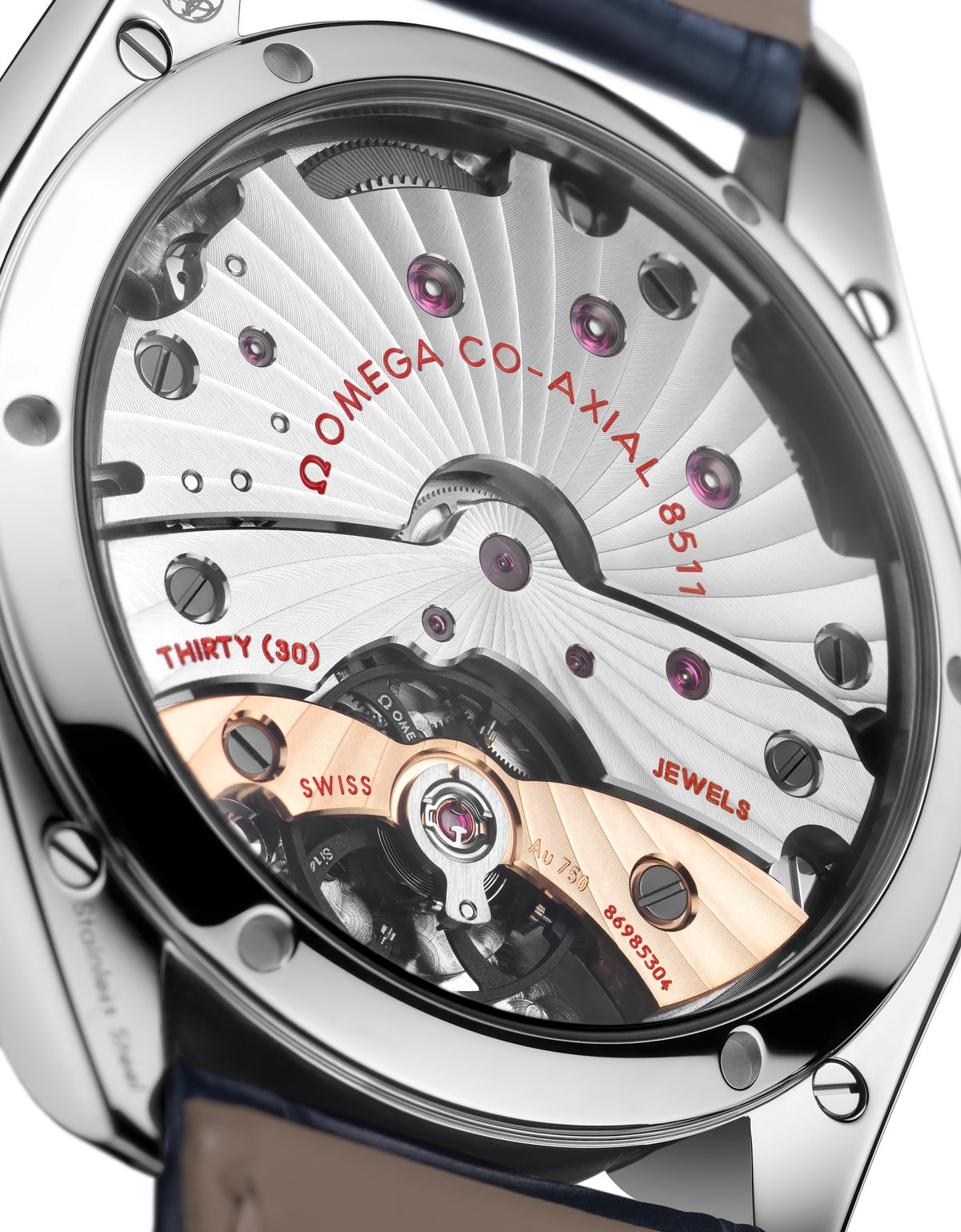 Omega De Ville Tresor Orbis Edition Caliber 8511 Movement