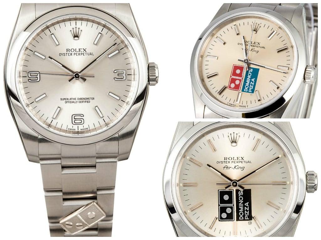 Dominos Rolex Watches