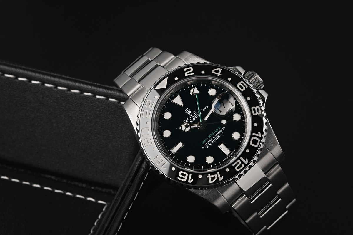 Best Investment Rolex GMT-Master II 116710LN