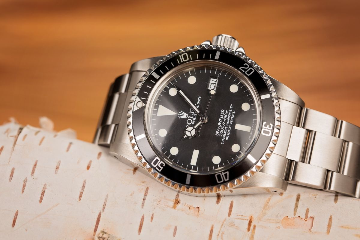 Best Investment Rolex Sea-Dweller 1665