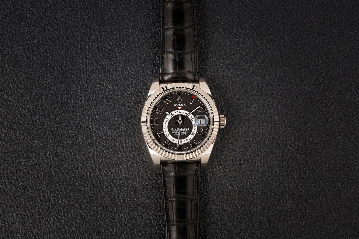 Rolex Sky-Dweller 326139