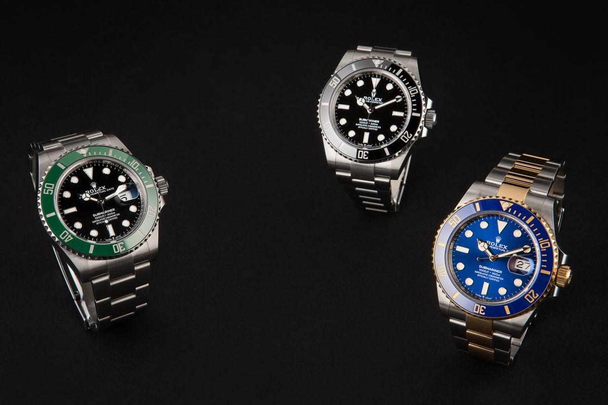 Rolex Submariner 41mm Watches