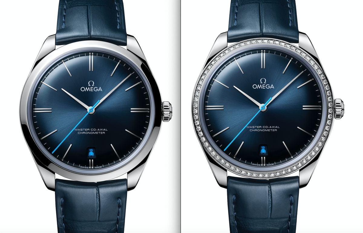 Orbis Omega De Ville Tresor Watches