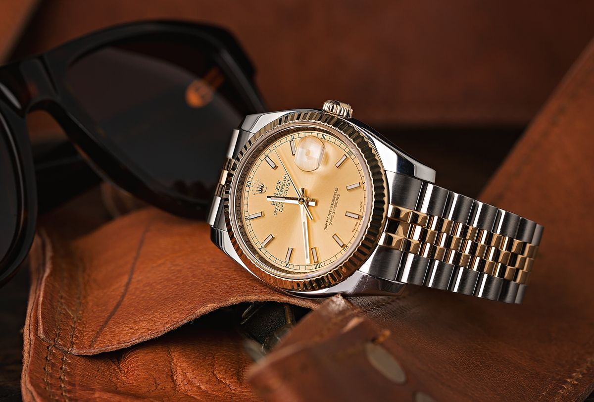 Best Investment Rolex Datejust 116233